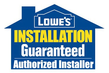 Brevard County Lowes Authorized Installer